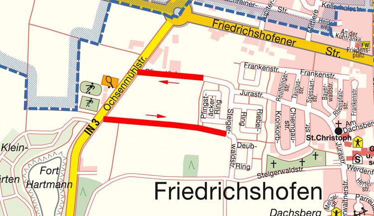 Baufirmen Ingolstadt hinweis für bauherren in friedrichshofen ingolstadt reporter