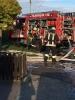 Hecken- und Autobrand in Vohburg
