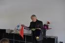 Zauberer Candaro geht in Ruhestand - Letzte Vorstellung im Bauzentrum Mayer