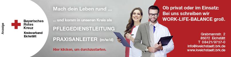 BRK Eichstätt sucht Pflegedienstleitung