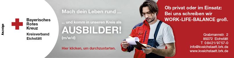 BRK Eichstätt Ausbilder 2020 top