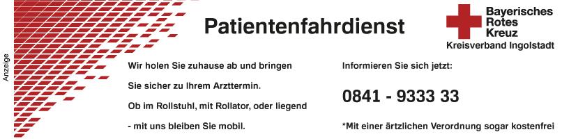 BRK Ingolstadt - Fahrdienst