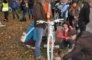 Ghostbike-Aufstellung im November 2015