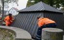 Stadt macht Zucheringer Brunnen winterfest